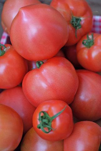 家で食べるトマト
